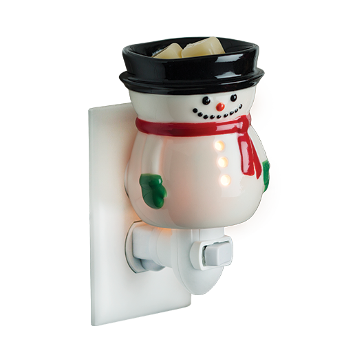 Frosty the Snowman Pluggable Fragrance Warmer