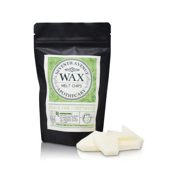 Agave Lime + Driftwood Wax Melts