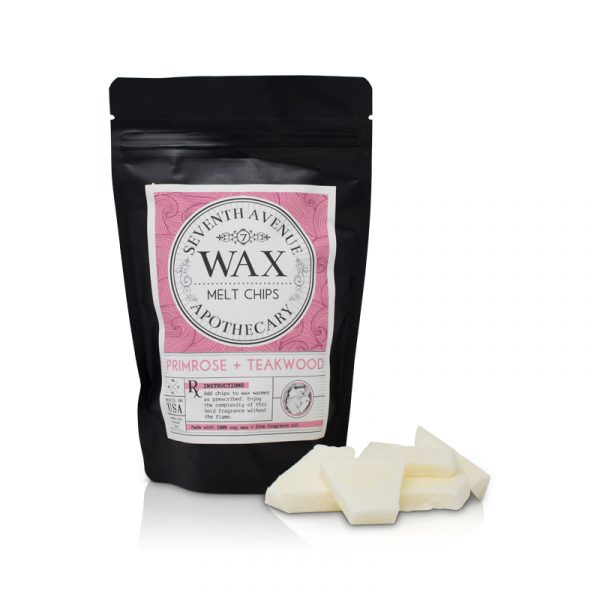 Primrose + Teakwood Wax Melt Chips