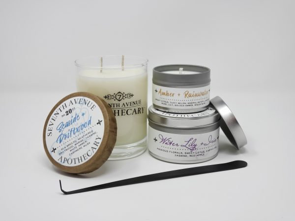 Limited Edition Assorted Size Candle Gift Set